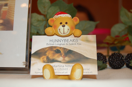 Cattery Hunnybears